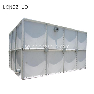 Square FRP SMC Water Storage Tank